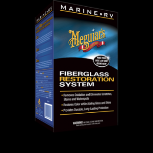 Meguiar´s Fiberglass Restoration System