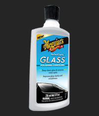 Clarity Glass Polishing Compound